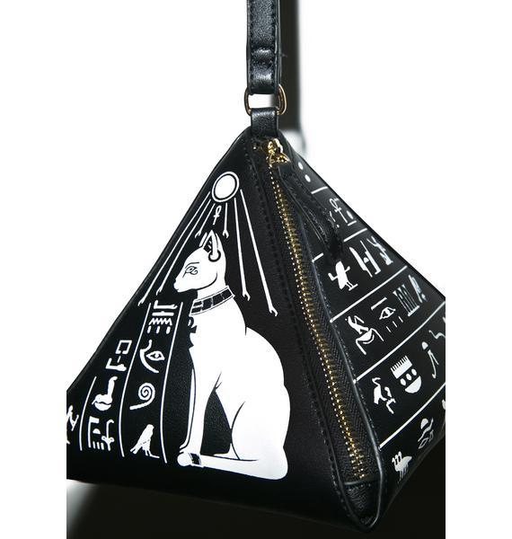 Killstar Pyramid Handbag
