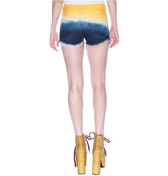 Joyrich Sunset Colored Shorts