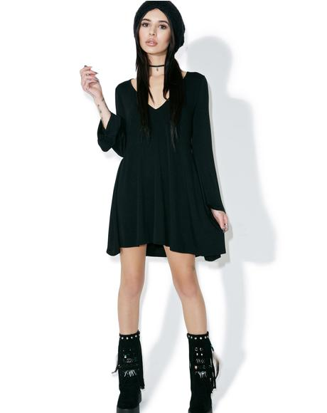 Jinxed Mini Dress