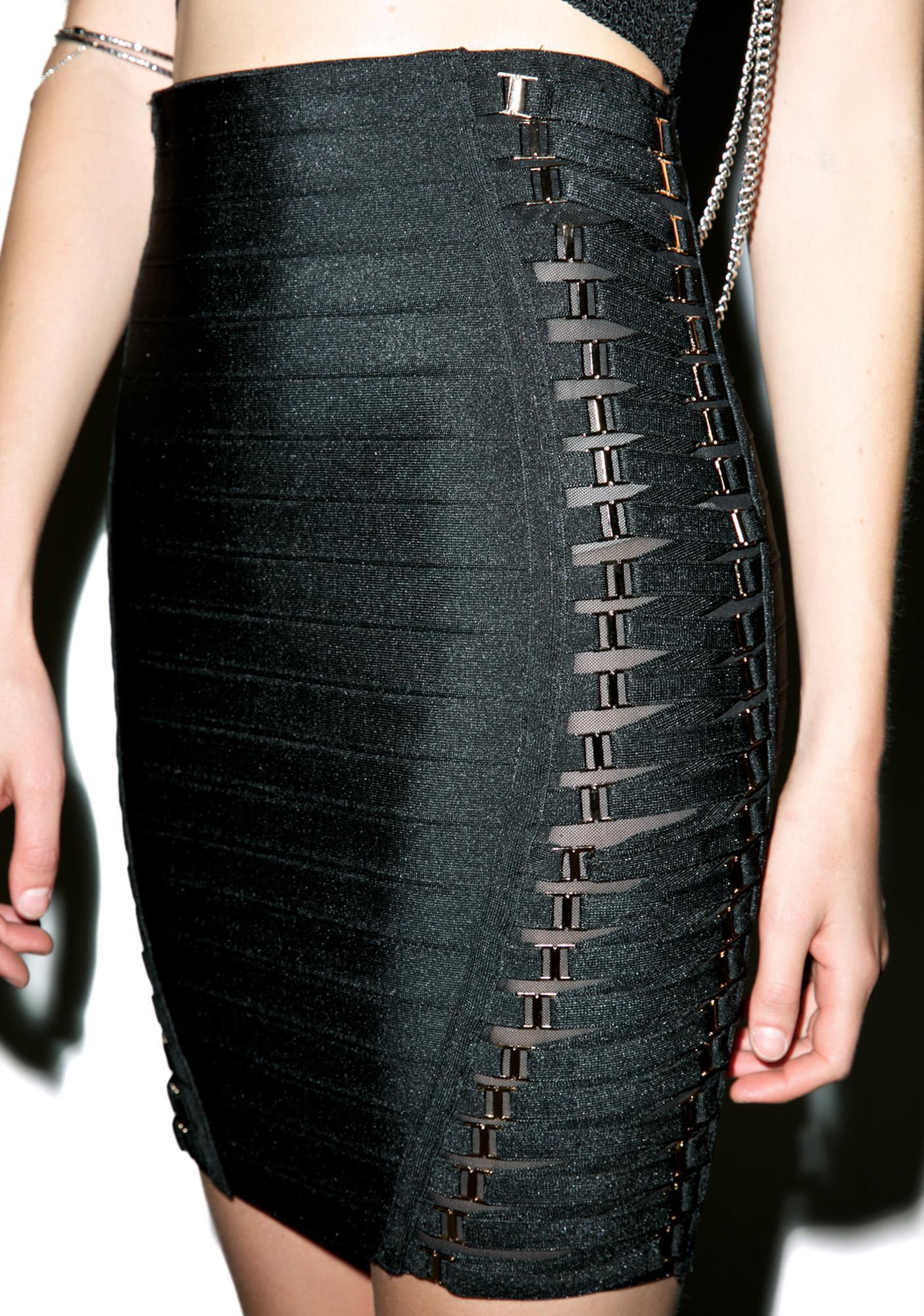 Magna Bandage Skirt