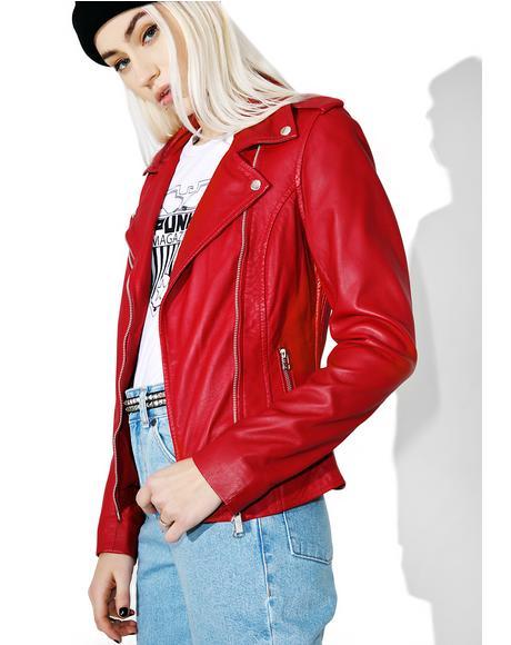 Thriller Biker Jacket
