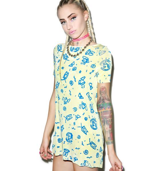 Mamadoux Life Mini Dress