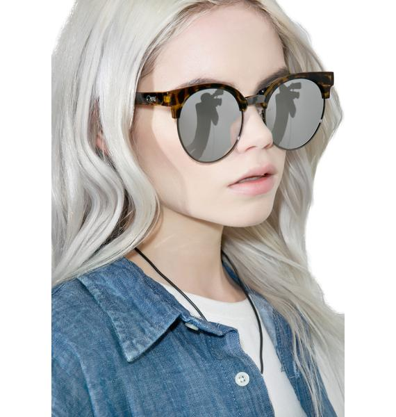 Quay Eyeware Highly Strung Sunglasses