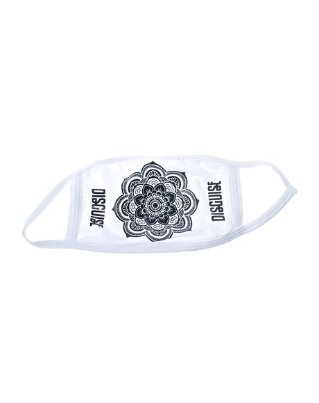 X Disguise Mandala Flower Of Life Face Mask