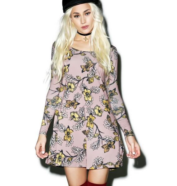 For Love & Lemons Ojai Mini Dress