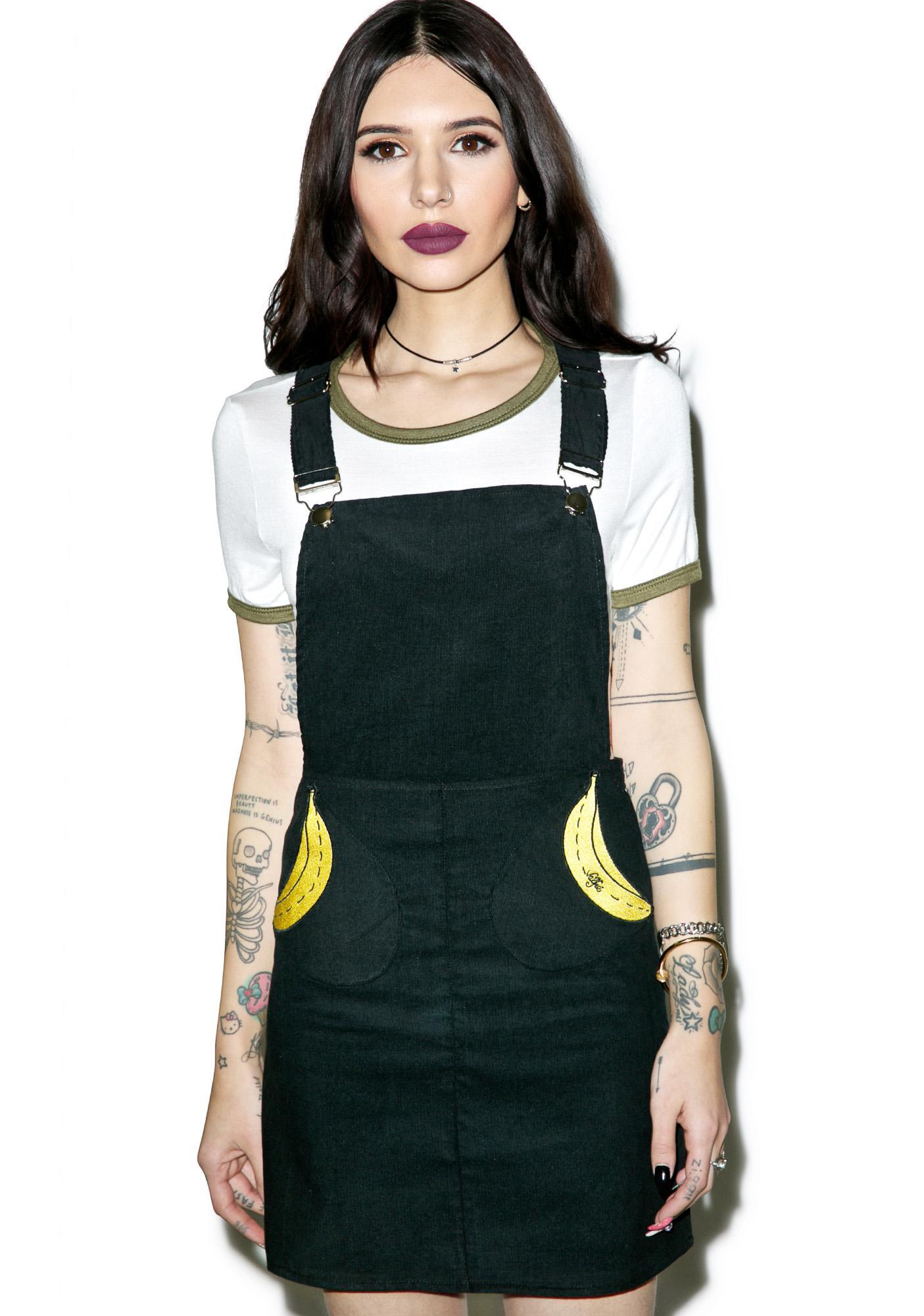 Valfré Banana Overall Dress