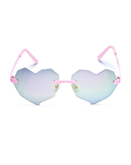 Lovelii Heart Sunglasses