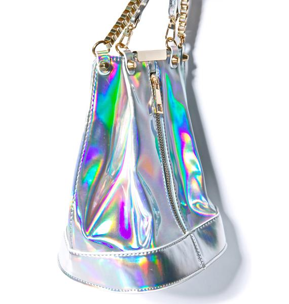 Gunmetal Bag
