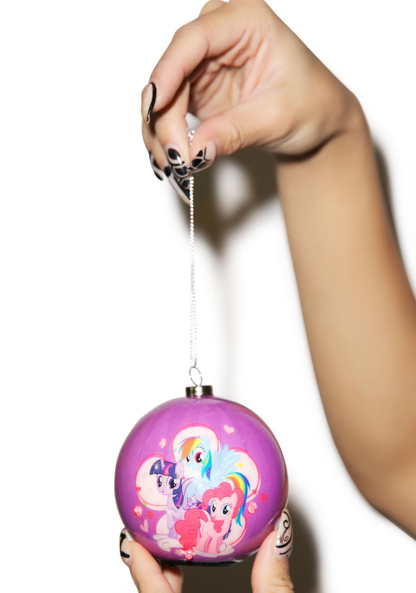 Friendship LED Ornament
