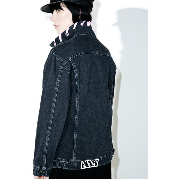The Ragged Priest Shackle Denim Jacket