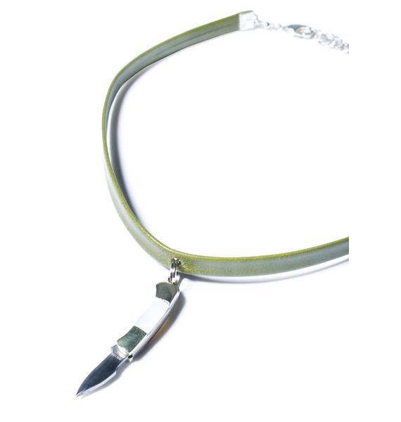 Vidakush Pocket Knife Choker
