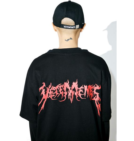 Vetememes Skull Tee
