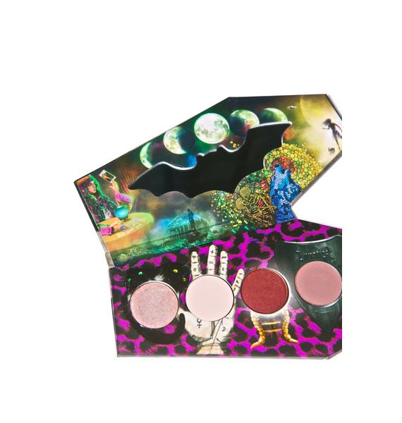 Lunatick Cosmetic Labs Supernatural Coffin Eye Shadow Palette