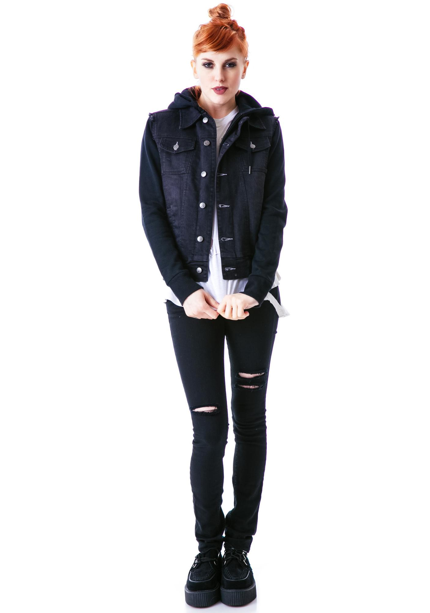 Glamour Kills The Outlaw Denim Jacket