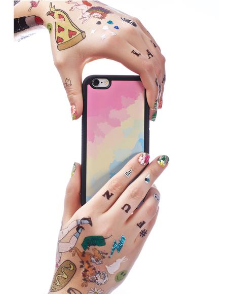 Unicorn Camo iPhone 6/6+ Case