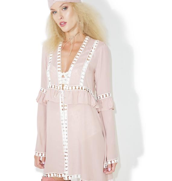 For Love & Lemons Emmy Robe