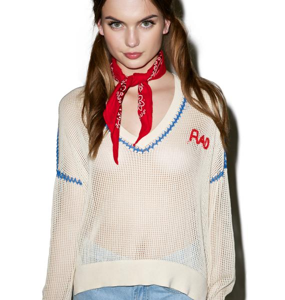 Wildfox Couture Awesomely Rad Becca Shirt