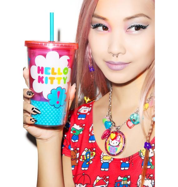 Hello Kitty Stars Travel Cup