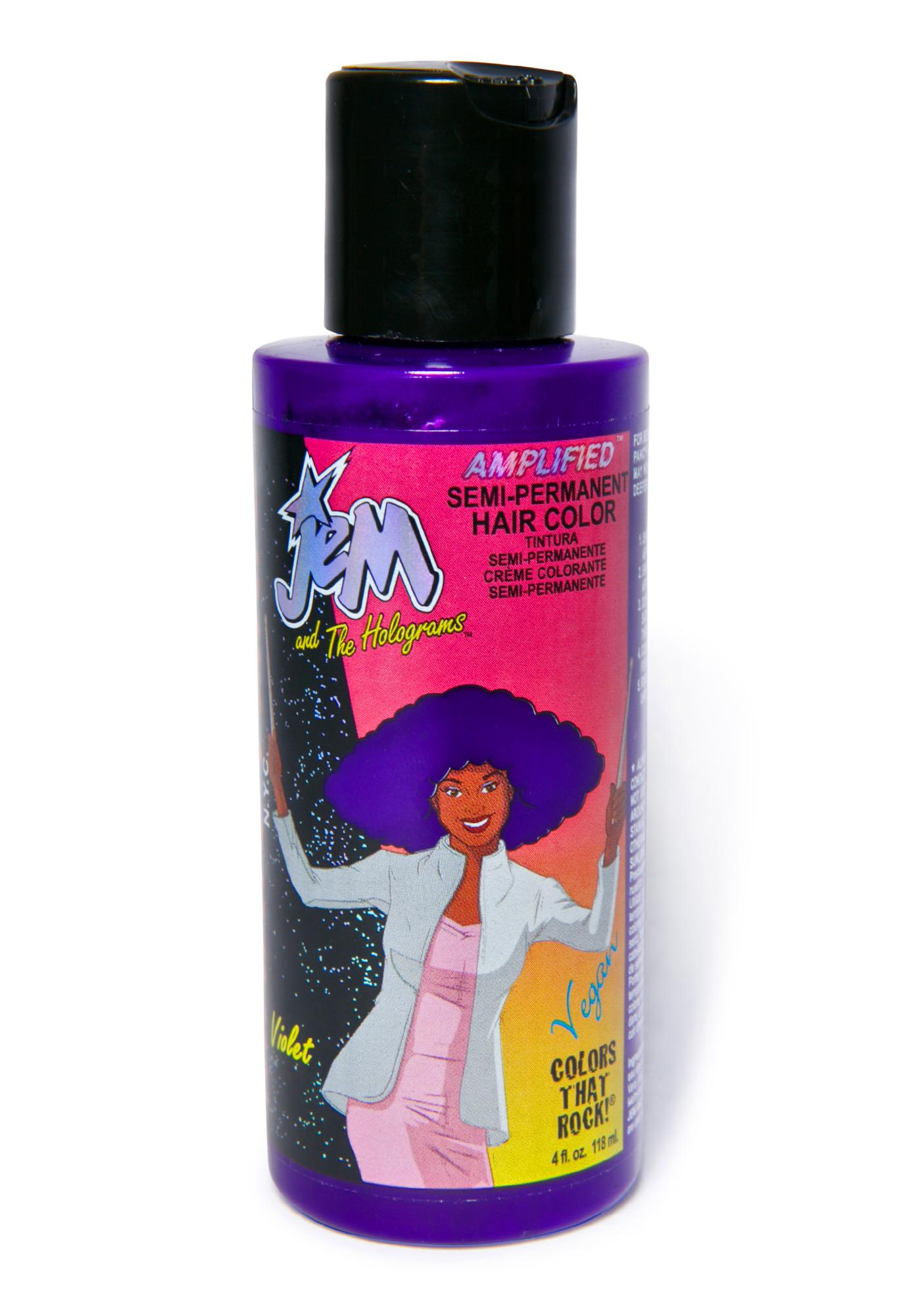 Manic Panic JEM Amplified Violet Hair Dye