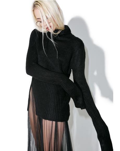 Haunt Knit Sweater