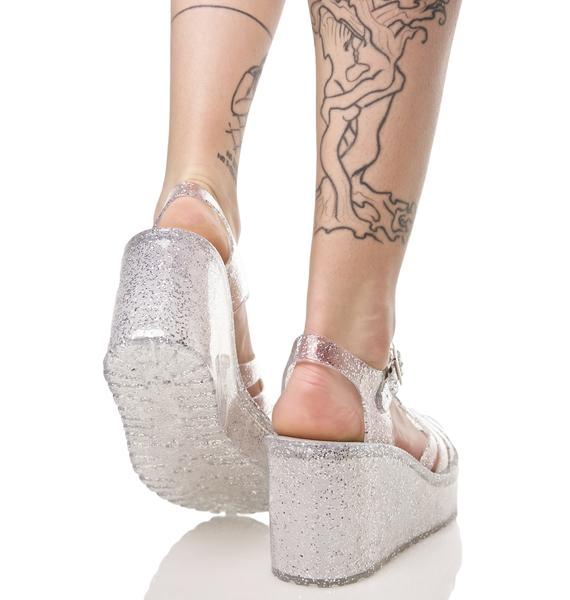 Shimmer 'N Shine Jelly Platforms