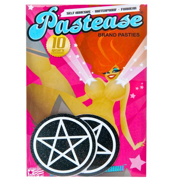 Nightrider Pentagram Pasties