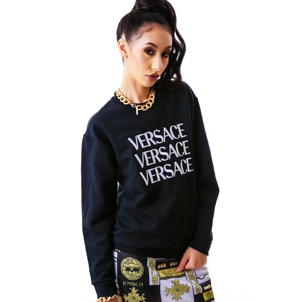 Private Party Versace Sweatshirt