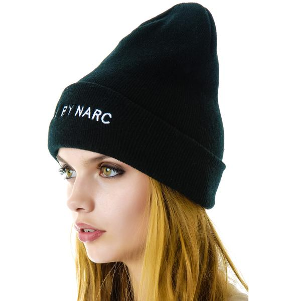 UNIF Narc By Narc Beanie
