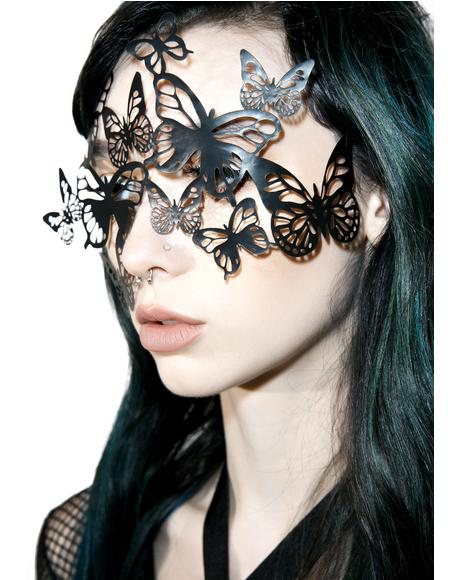 Sybille Vinyl Mask