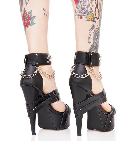 Current Mood Soma Heels