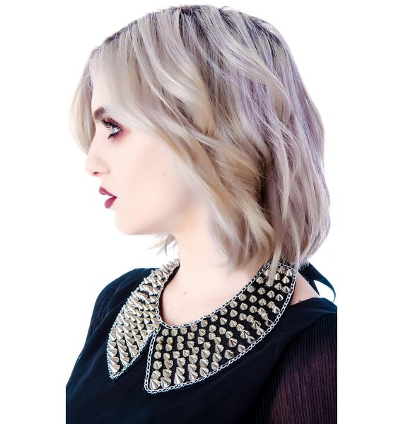 Odette Spike Collar Necklace
