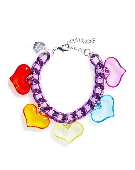 Rainbow Blessings Bracelet