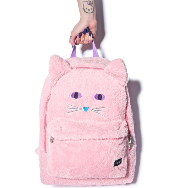 Lazy Oaf Soft Kitty Rucksack