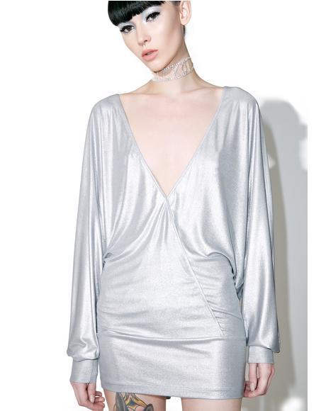Helios Surplice Dress