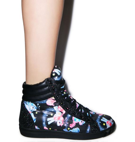 Iron Fist My Little Pony Celestial Sneaker
