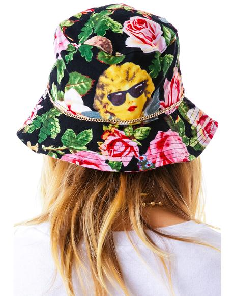Angelic Rich Floral Hat