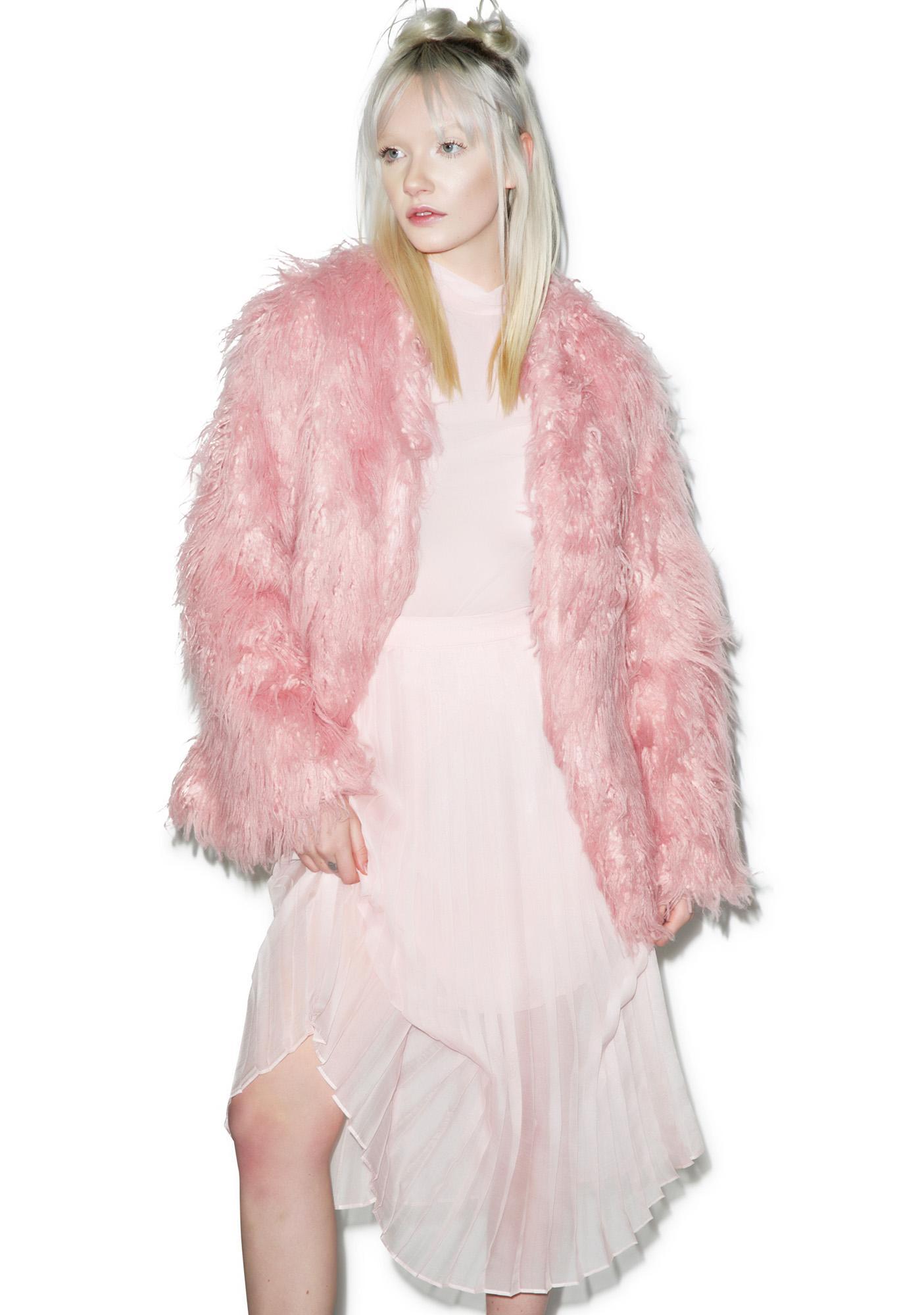 Marsala Midi Skirt