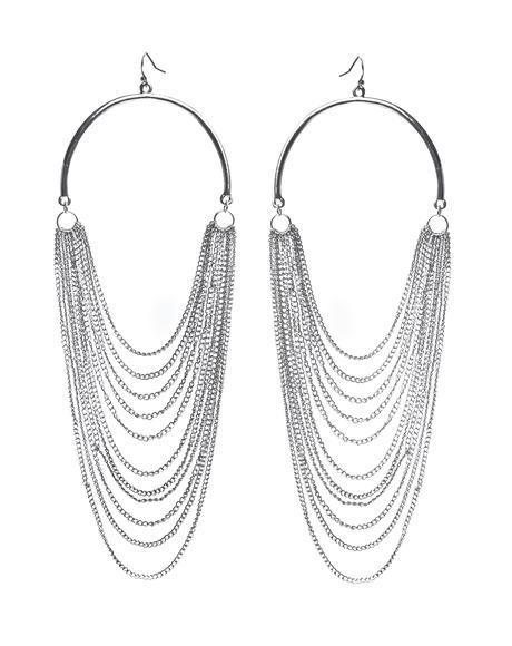 Angel Falls Earrings