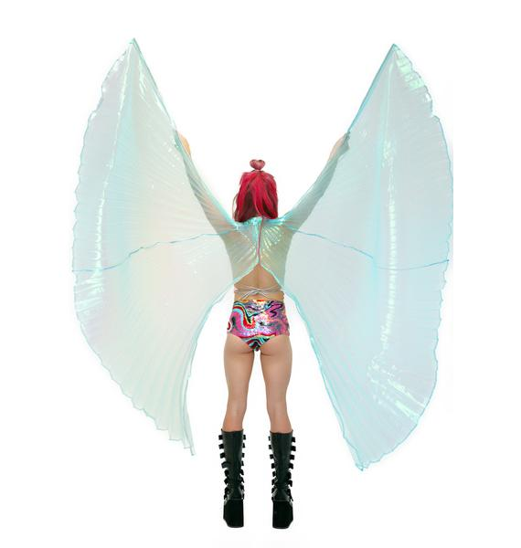 Flutterfly Gem Angel Wings