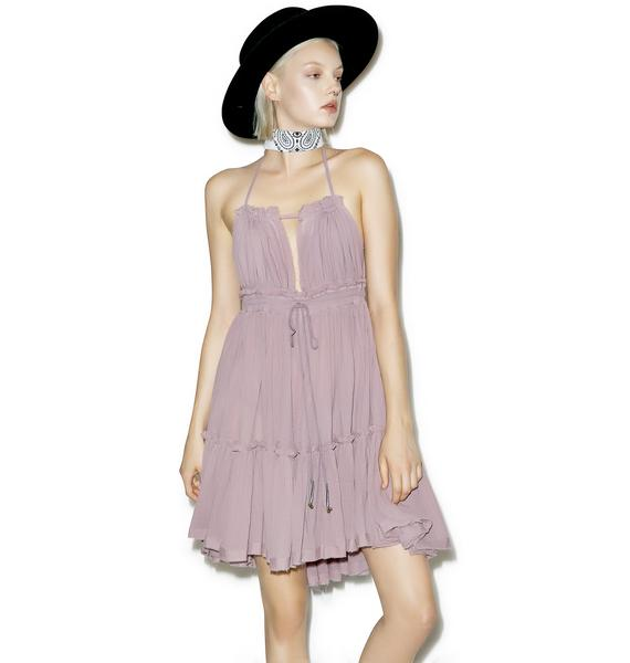 Anastasia Ruffled Dress