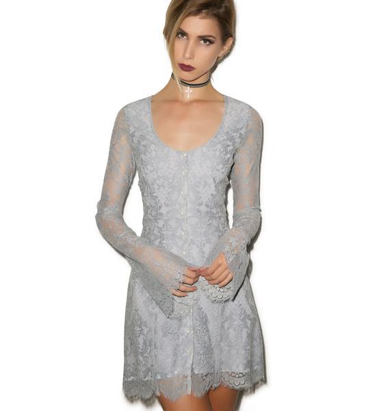 For Love & Lemons Horseshoe Dress