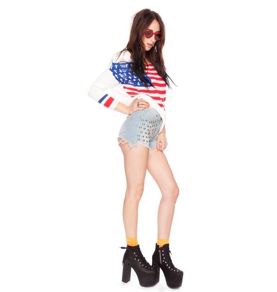 UNIF Stunna Shorts