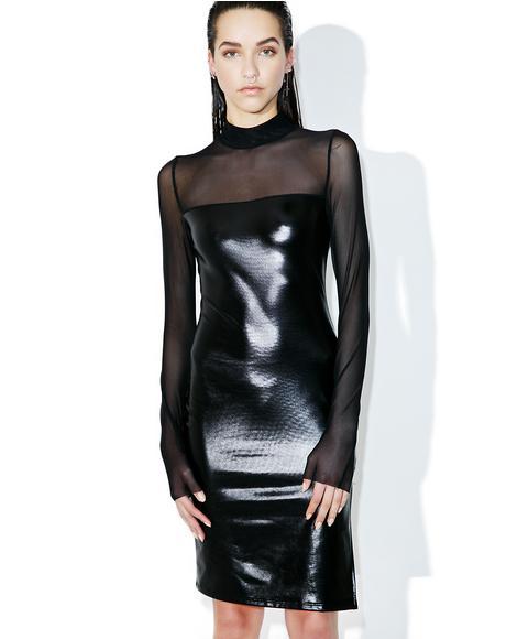 Oracle Bodycon Dress