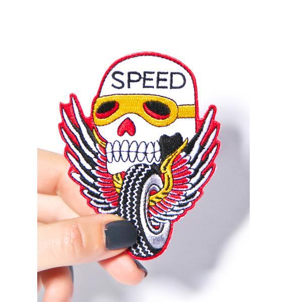 Speedskull Patch