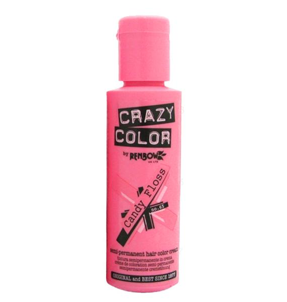 Crazy Color Candy Floss Hair Dye