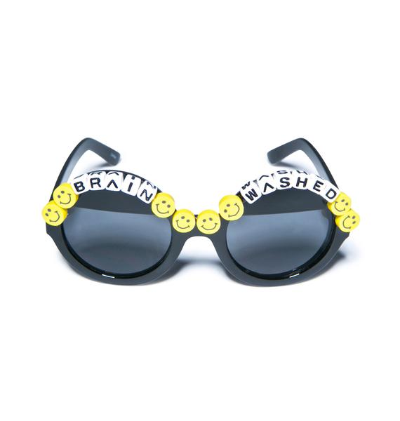 Rad and Refined Brain Washed Sunglasses