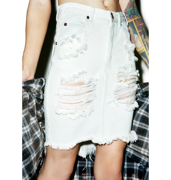 One Teaspoon Le Creme 2020 Skirt