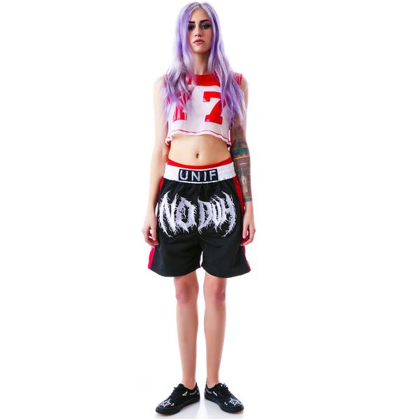 UNIF No Duh Fighter Shorts