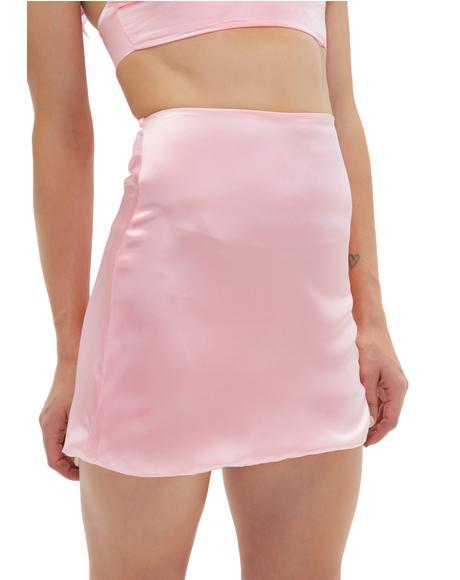 Princess Silk Kitten Skirt