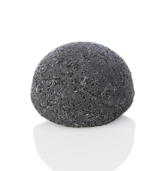 Black Heart Glittery Bath Bomb